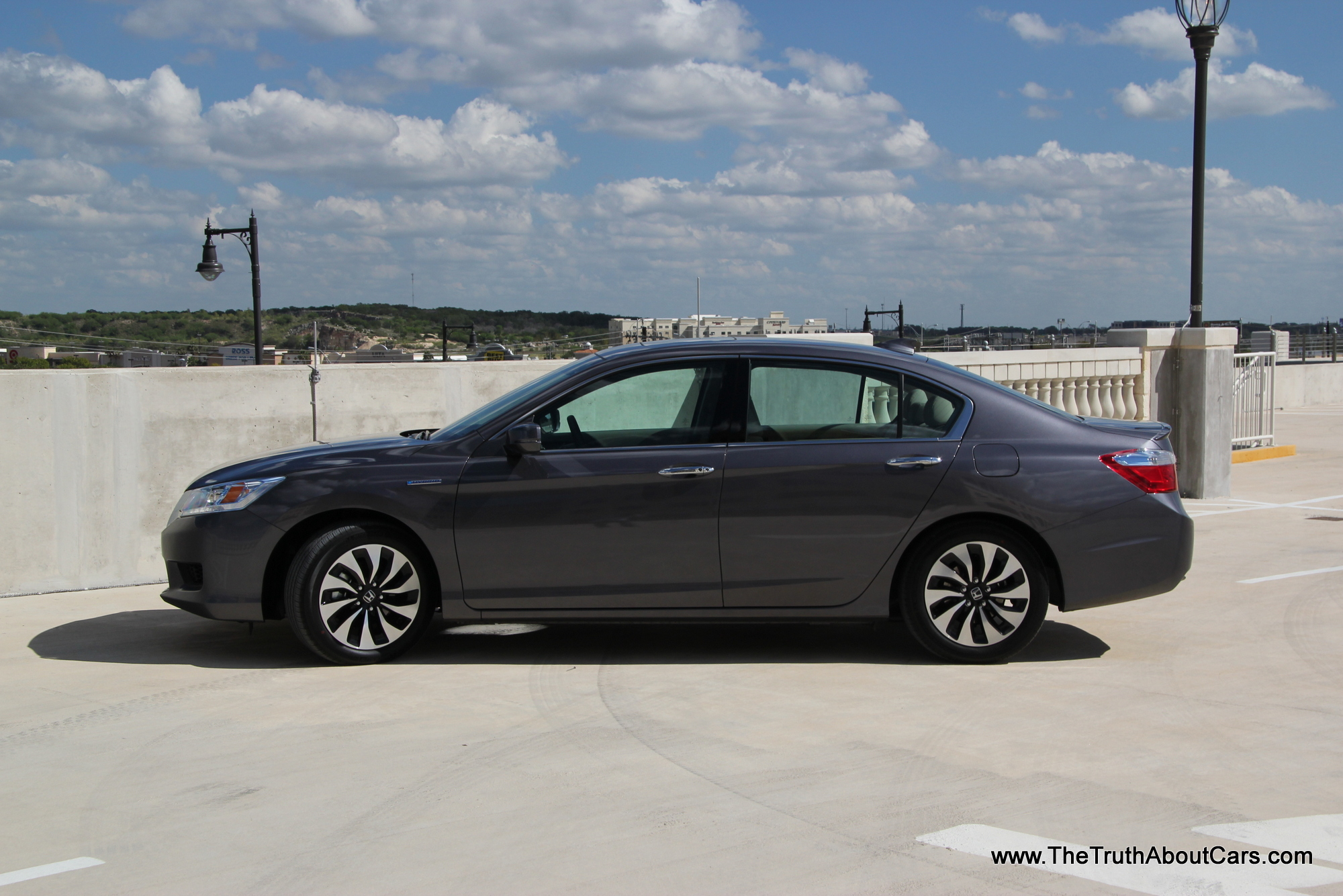 Honda Accord Hybrid 2014 #13