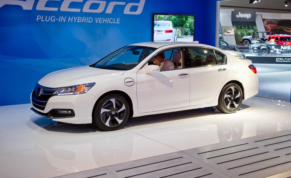 Honda Accord Hybrid 2014 #4