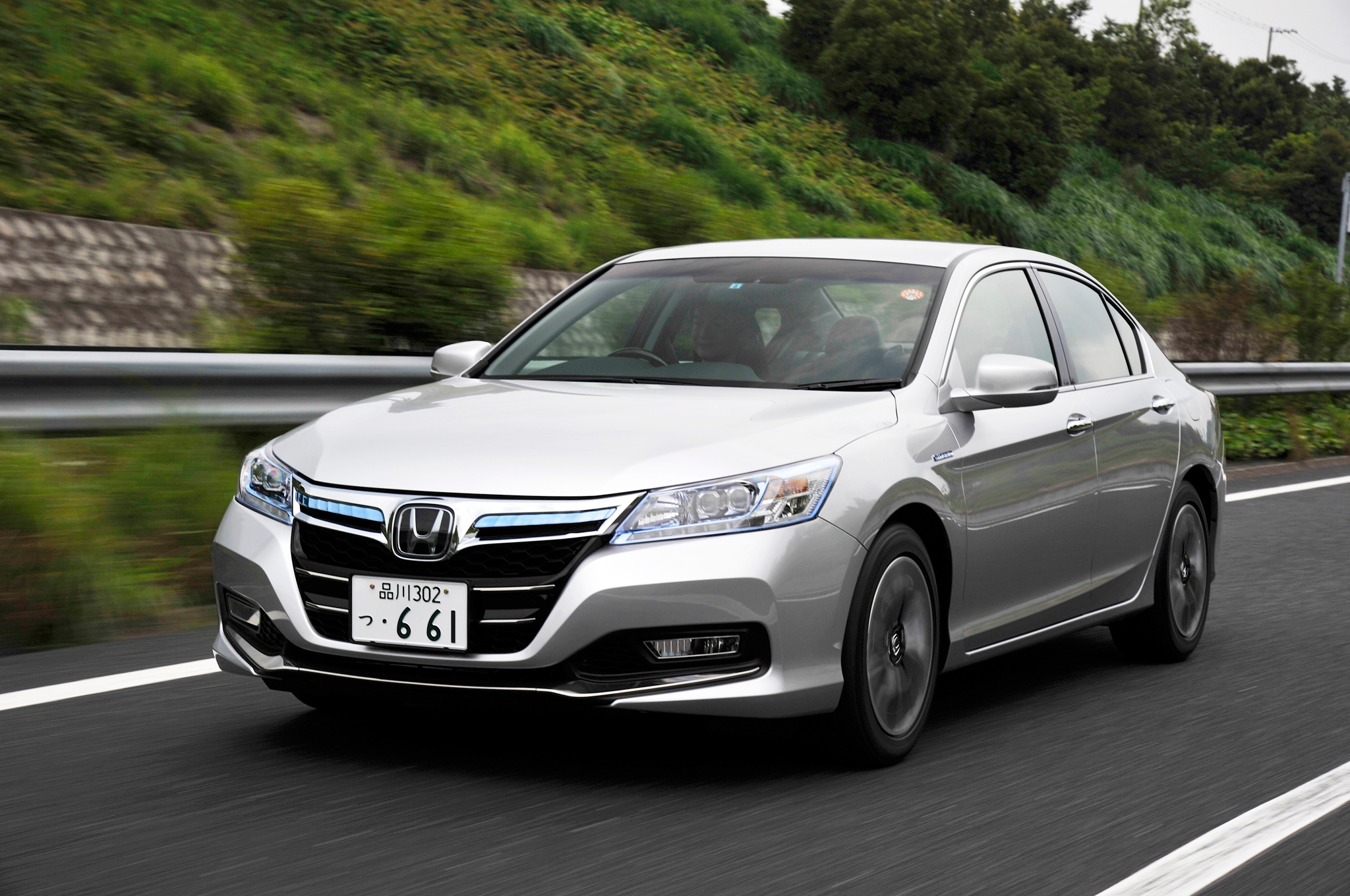 Honda Accord Hybrid 2014 #5