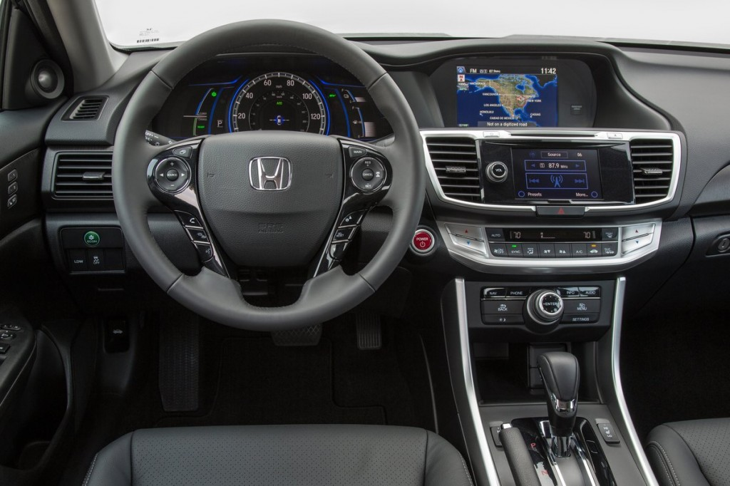 Honda Accord Hybrid 2014 #8