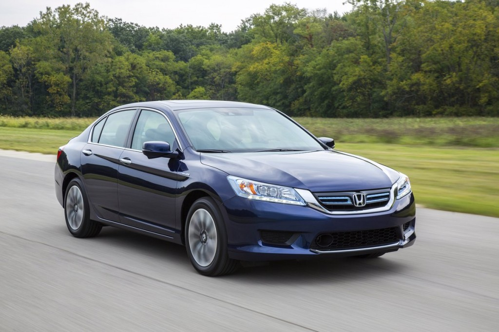 Honda Accord Hybrid 2014 #9