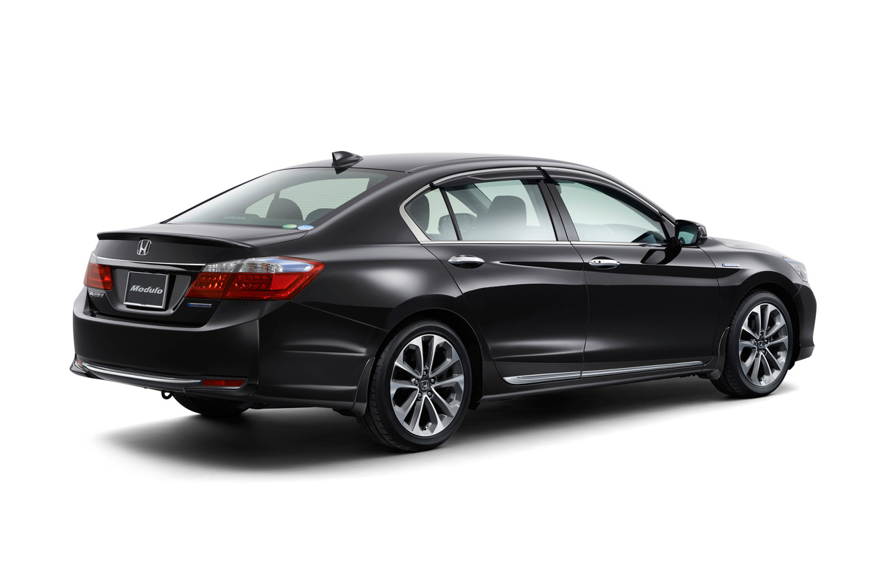 Honda Accord Hybrid 2014 #10