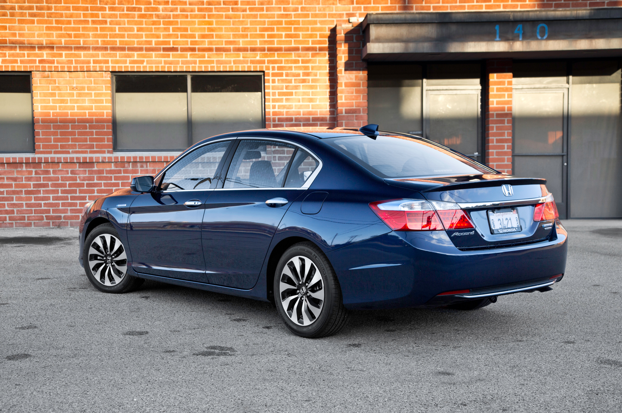 Honda Accord Hybrid #33