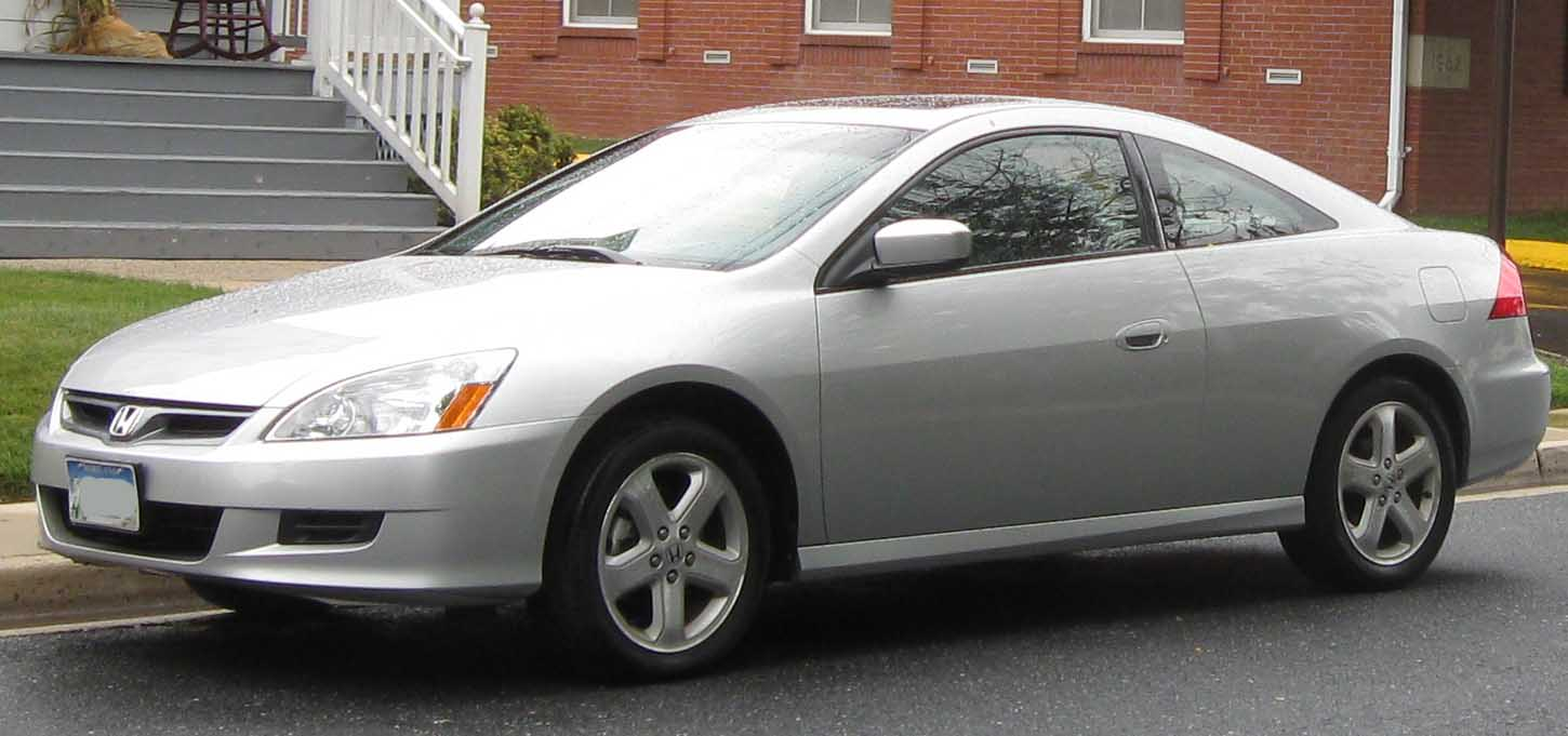 Honda Accord LX V-6 #48