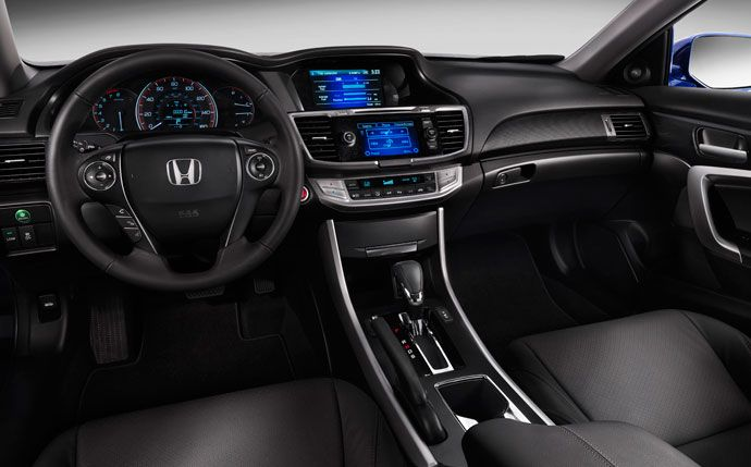 Honda Accord LX-S #19