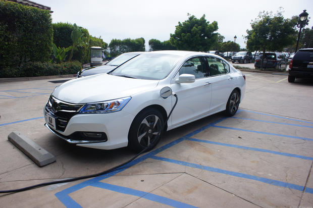 Honda Accord Plug In Hybrid 3