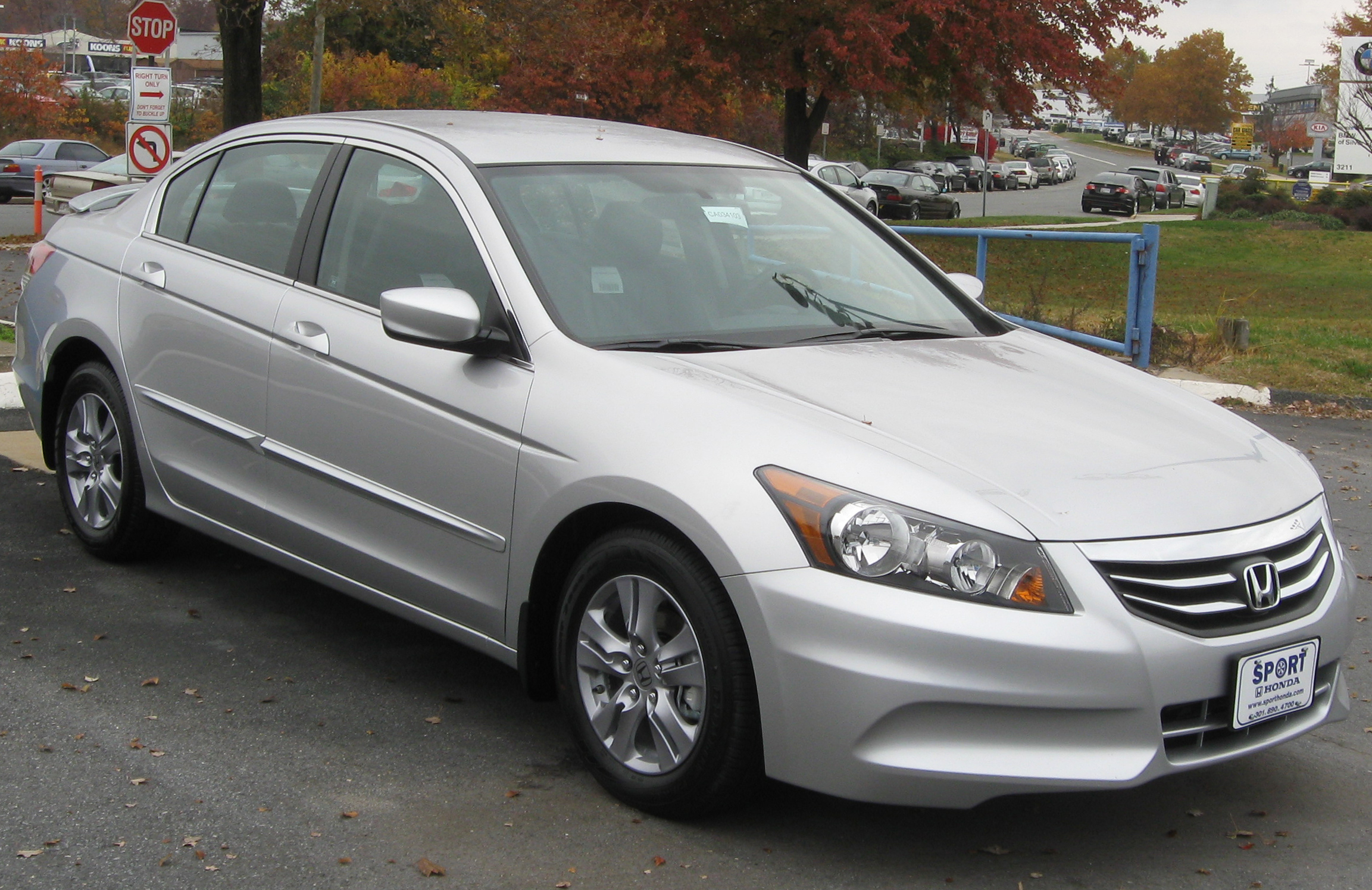 Honda Accord SE #18