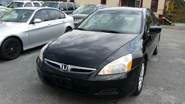 Honda Accord Special Edition V-6 #63