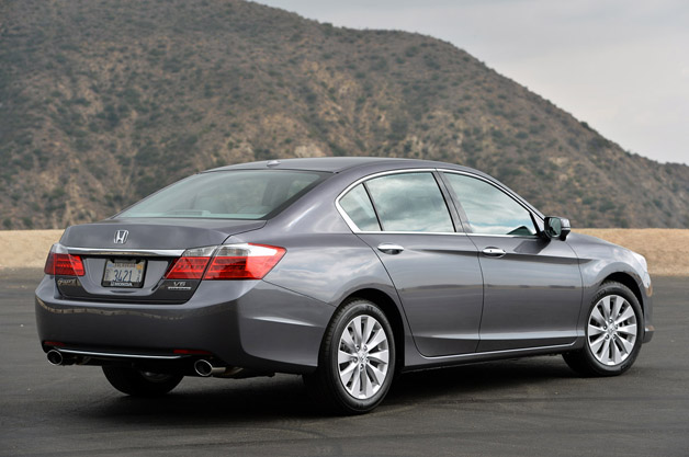Honda Accord Touring V-6 #61