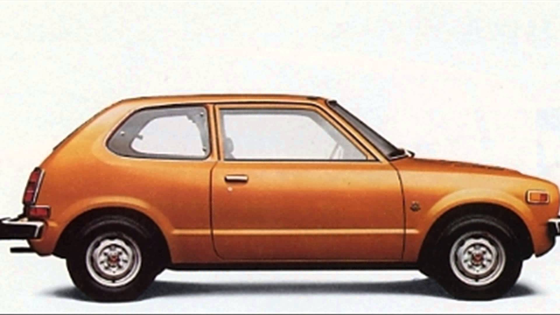 1973 Honda Civic Information And Photos Momentcar