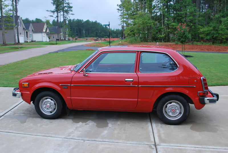 1977 Honda Civic Information And Photos Momentcar