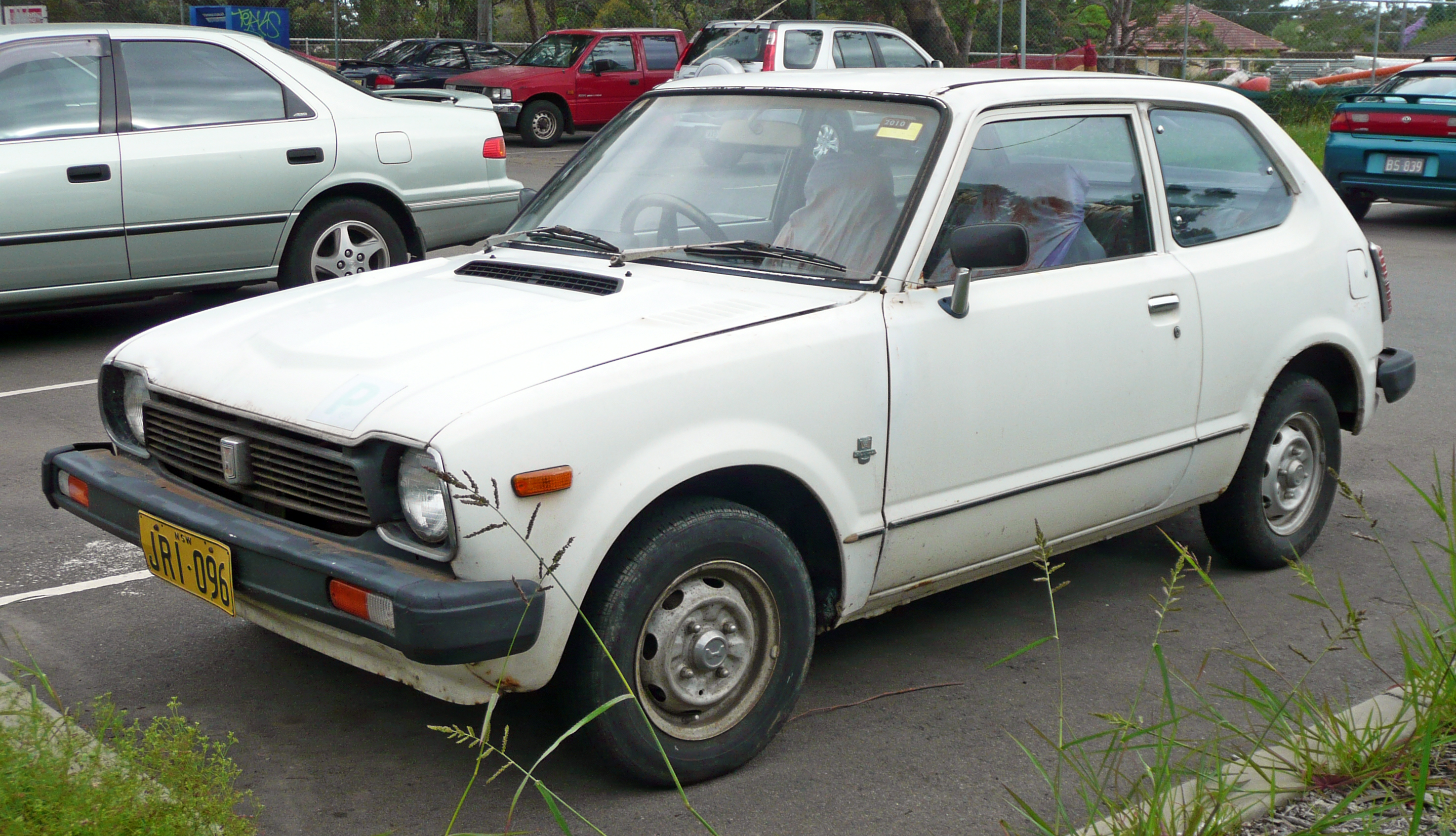 1979 Honda Civic Information And Photos Momentcar