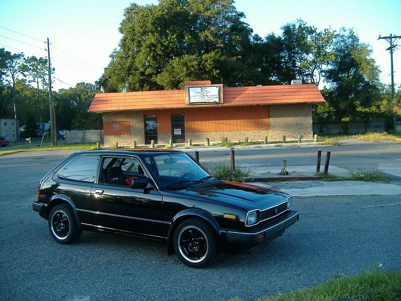 1982 Honda Civic Information And Photos Momentcar