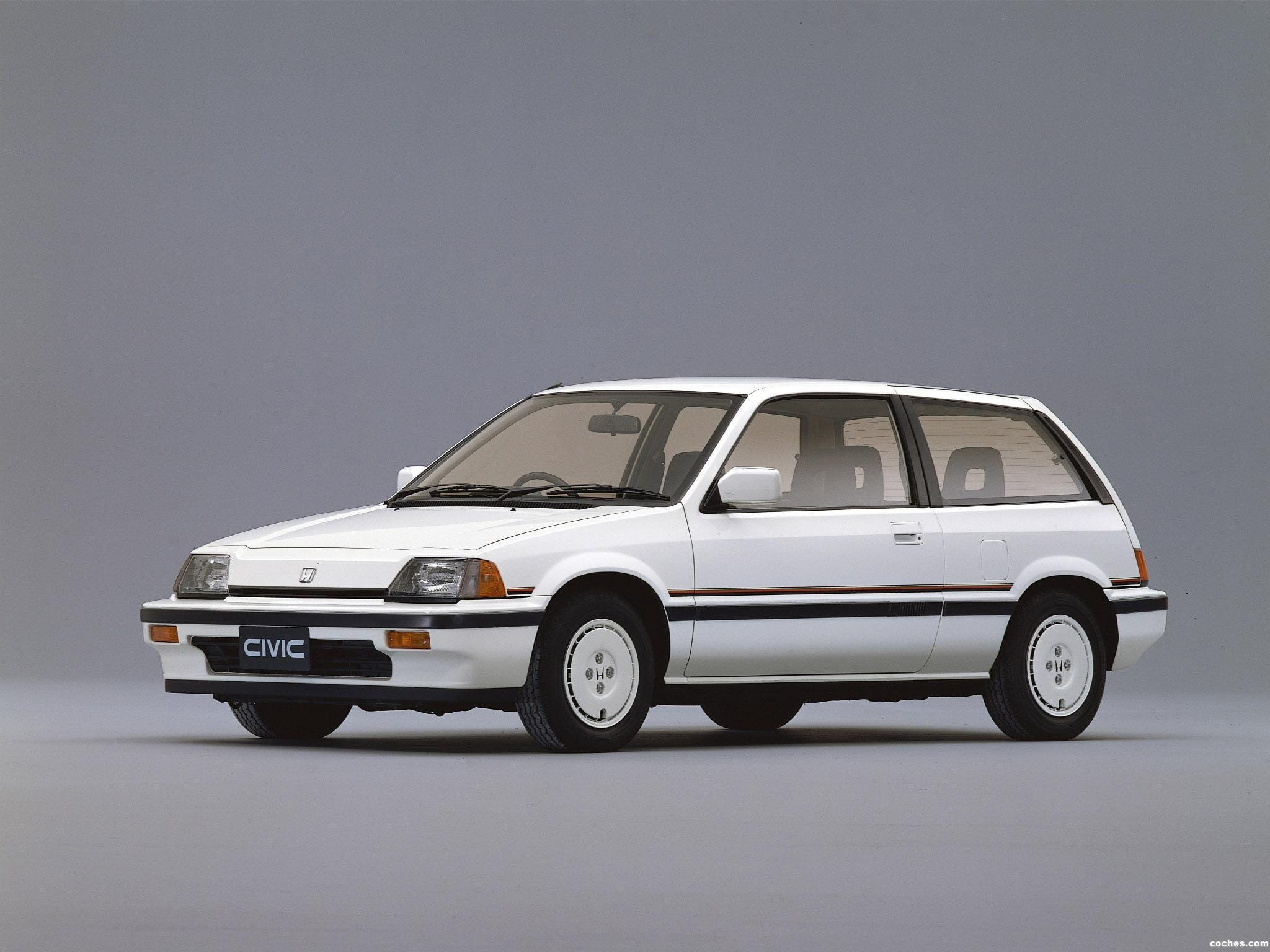 1983 Honda Civic Information And Photos Momentcar
