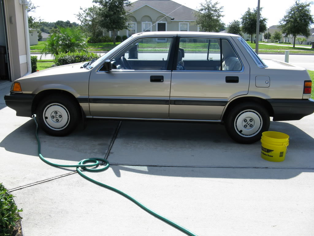 1986 Honda Civic Information And Photos Momentcar