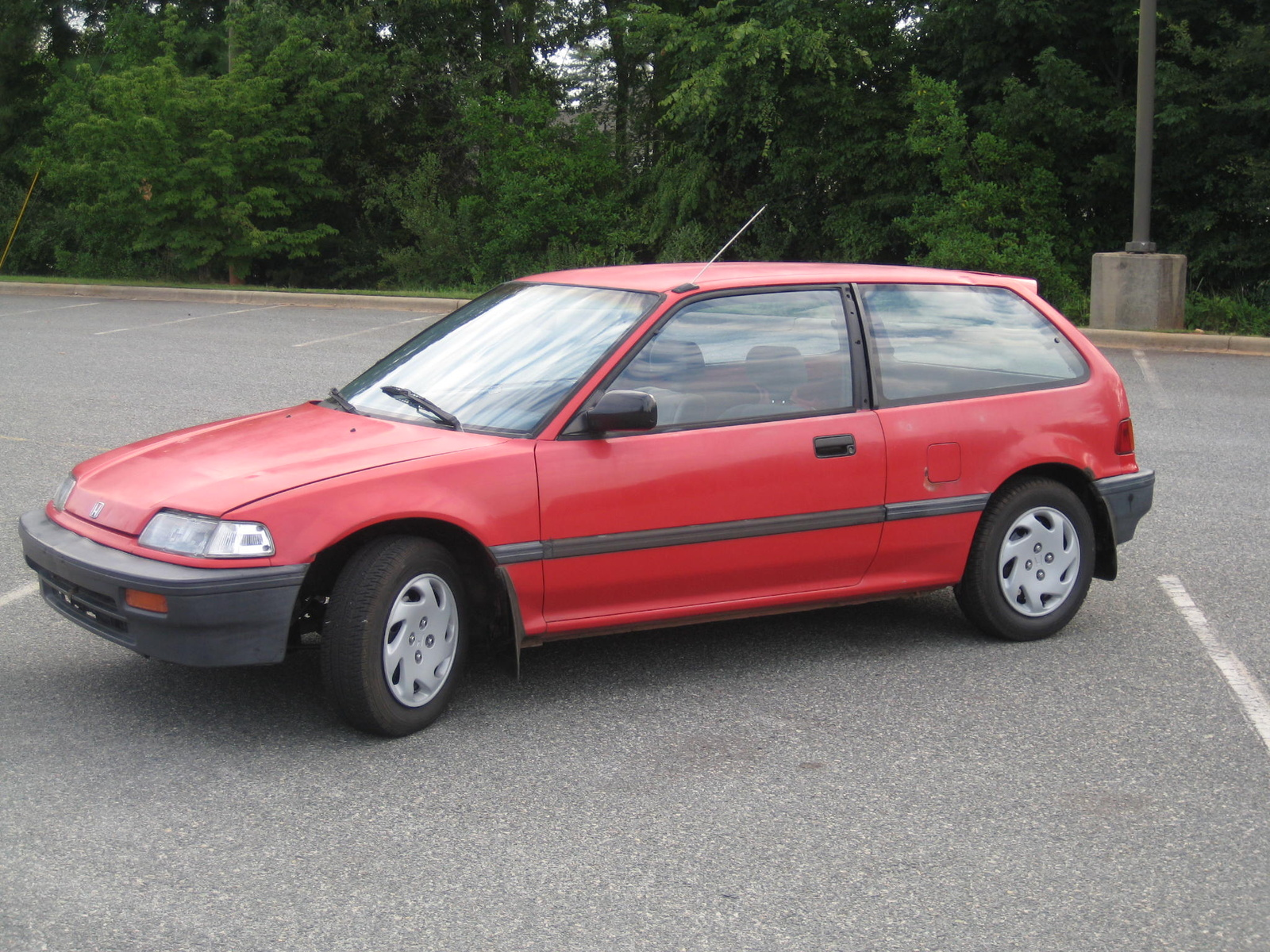 1988 Honda Civic Information And Photos Momentcar