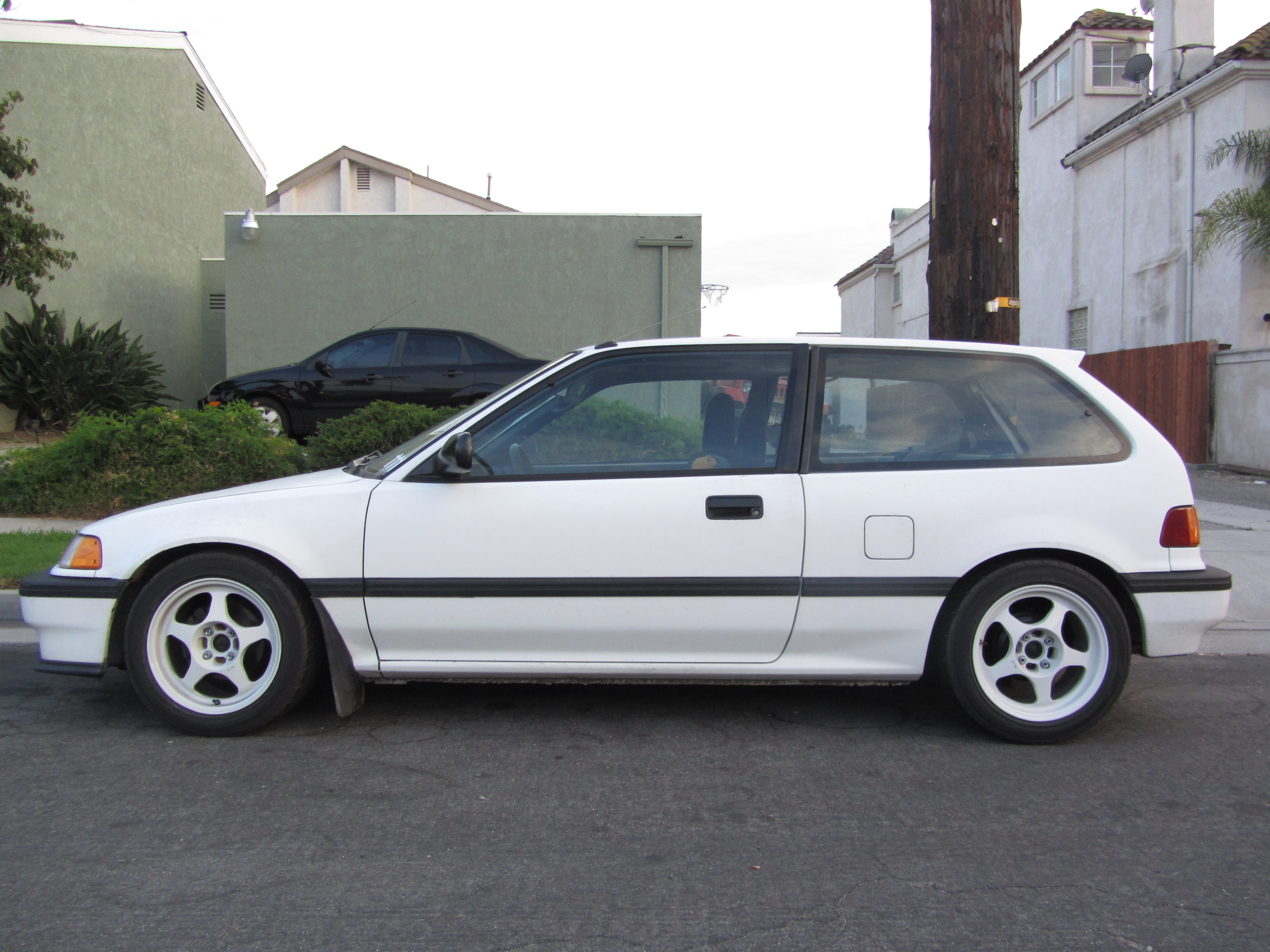 1989 Honda Civic Information And Photos Momentcar