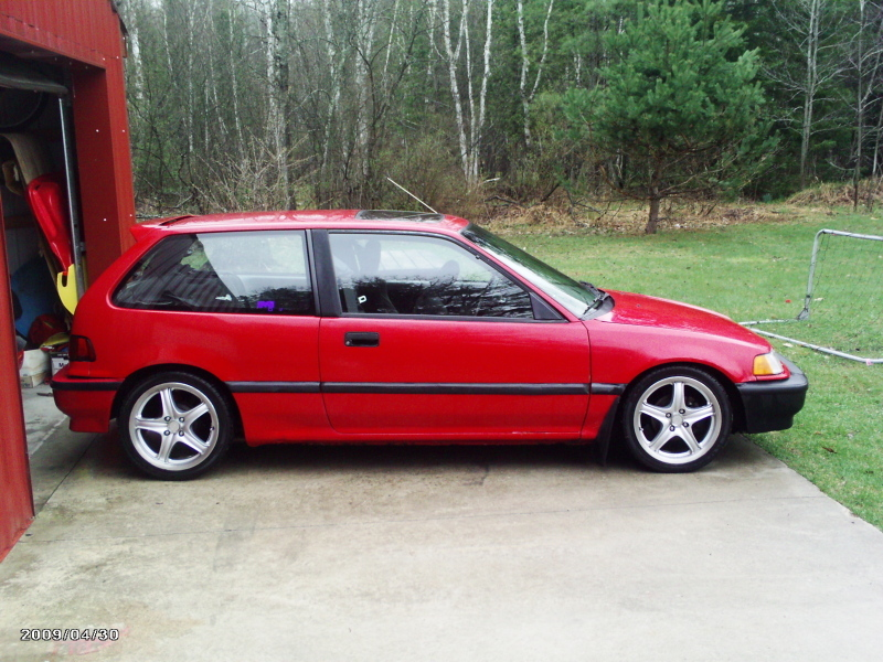 1990 Honda Civic - Information and photos - MOMENTcar