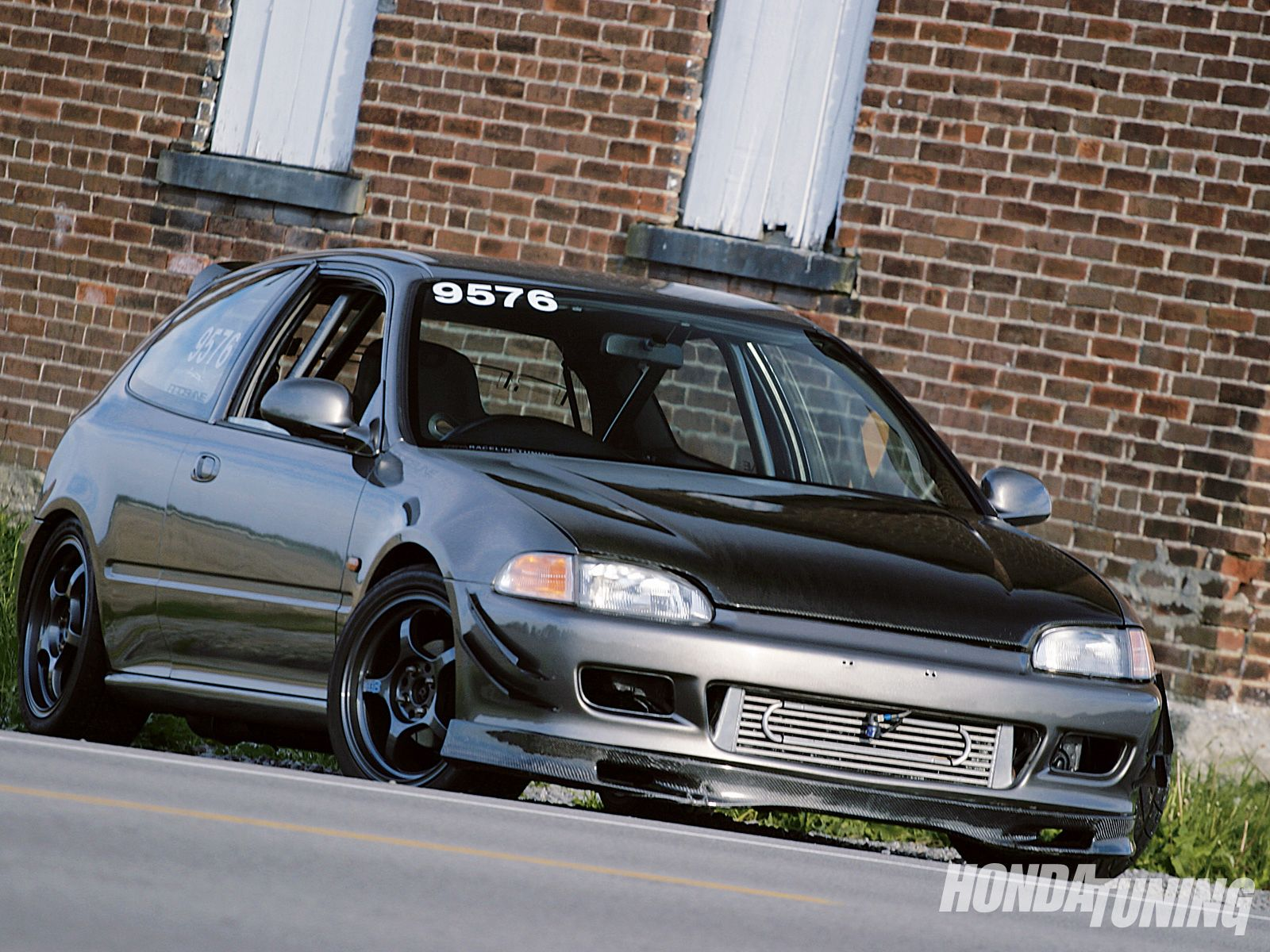 Honda Civic 1992 #6
