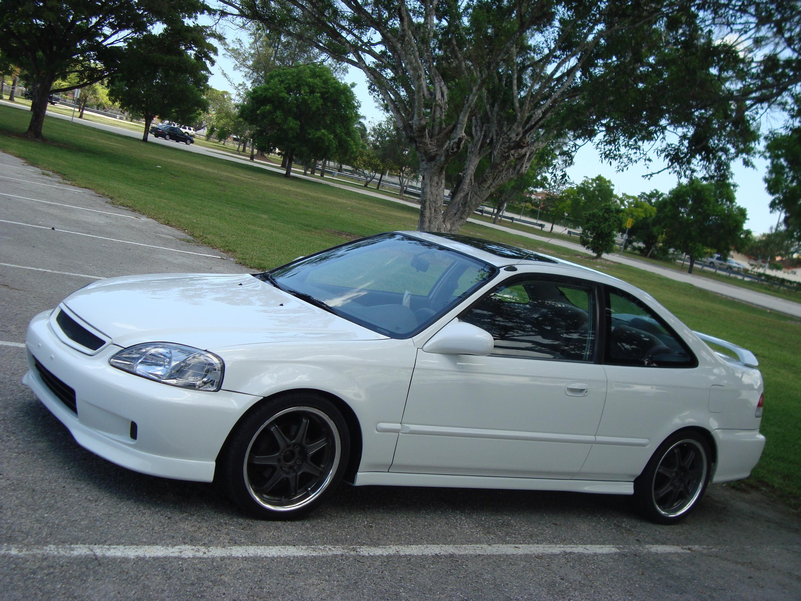 1996 Honda Civic Information And Photos Momentcar