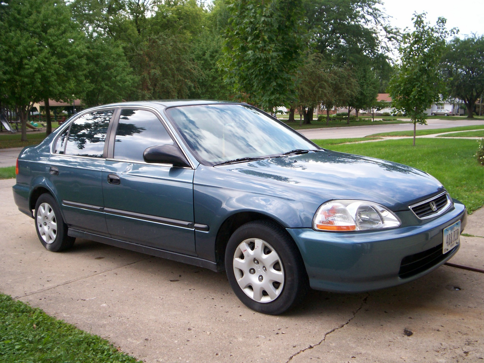 Honda Civic 1998 #2