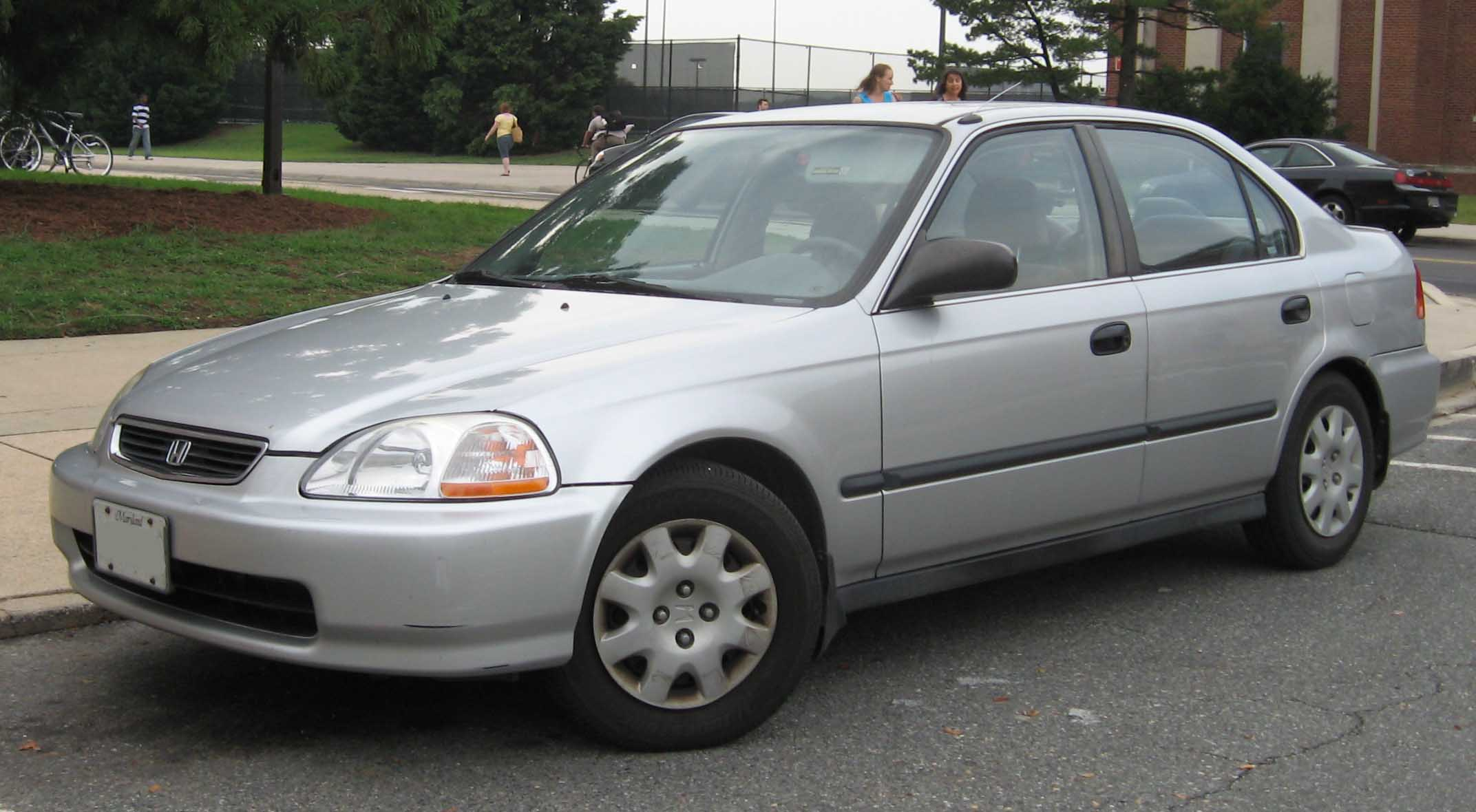 Honda Civic 1998 #3