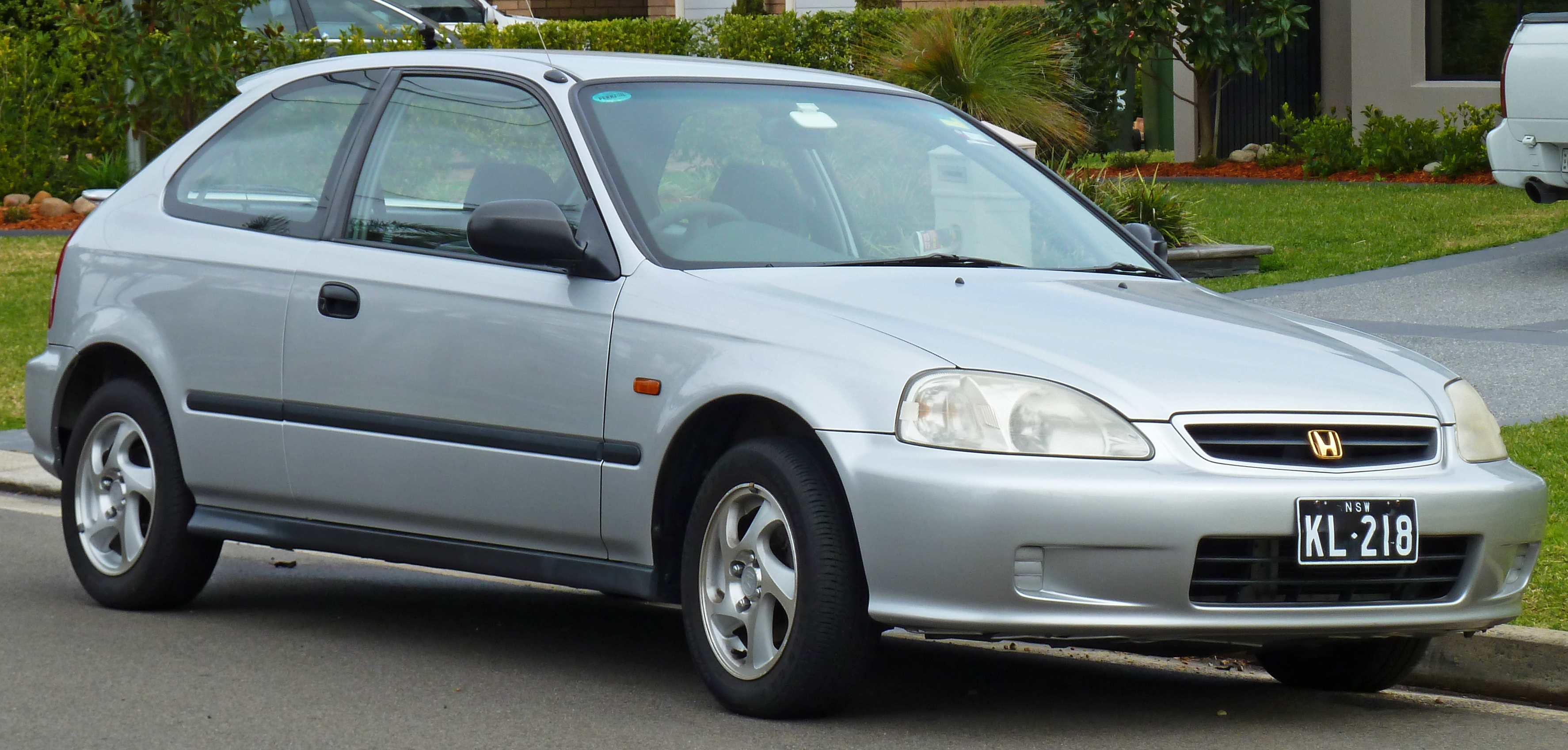 Honda Civic 1998 #5