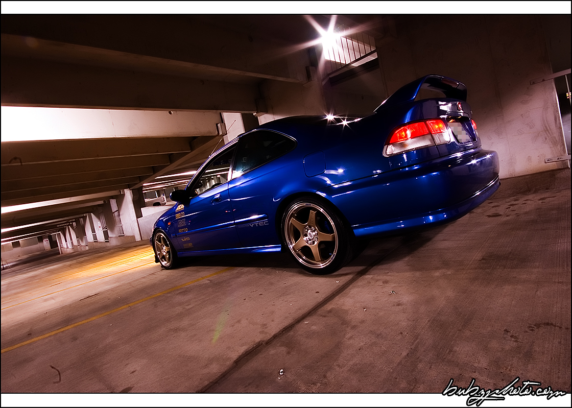 Honda Civic 1999 #11