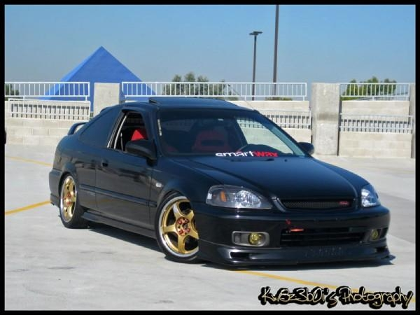 Honda Civic 1999 #2