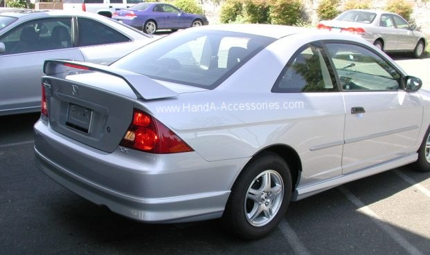 civic honda 2001