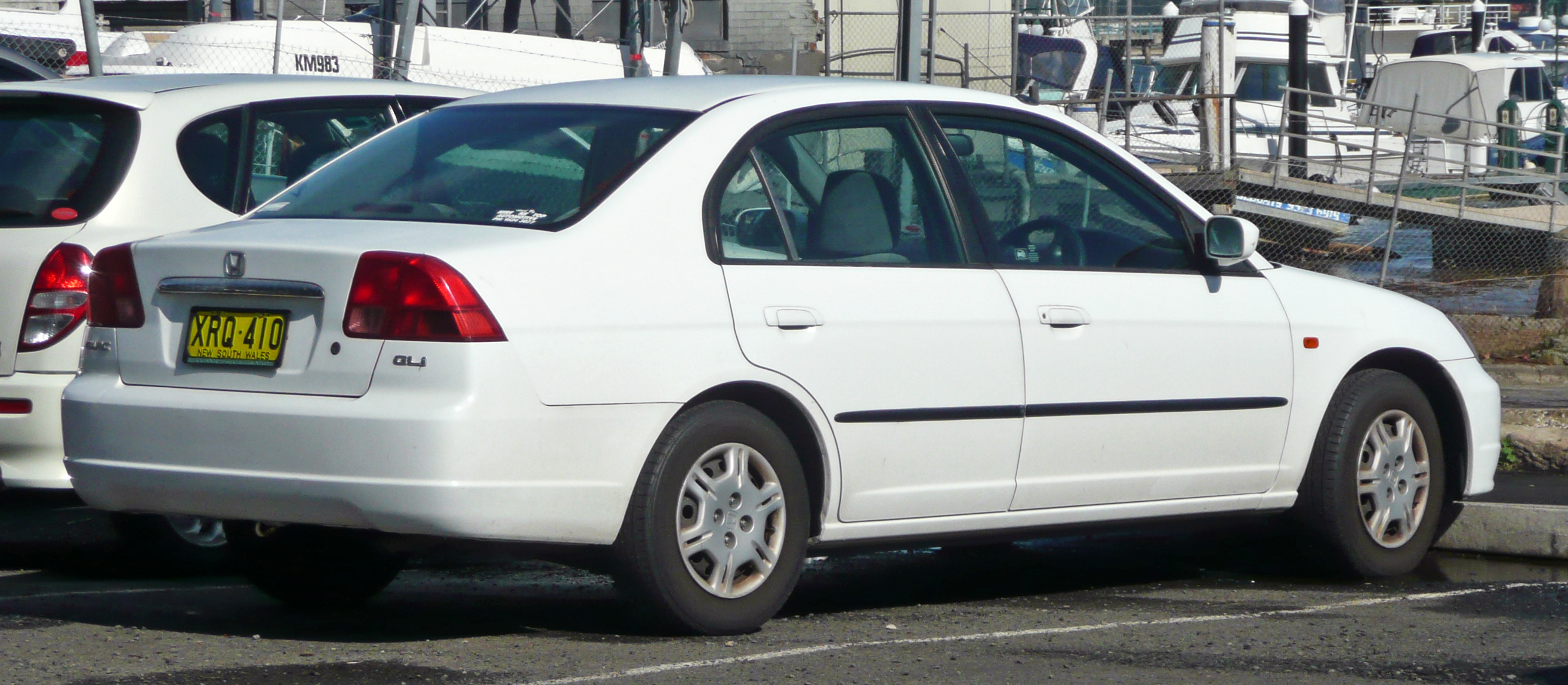 2002 Honda Civic Information And Photos Momentcar