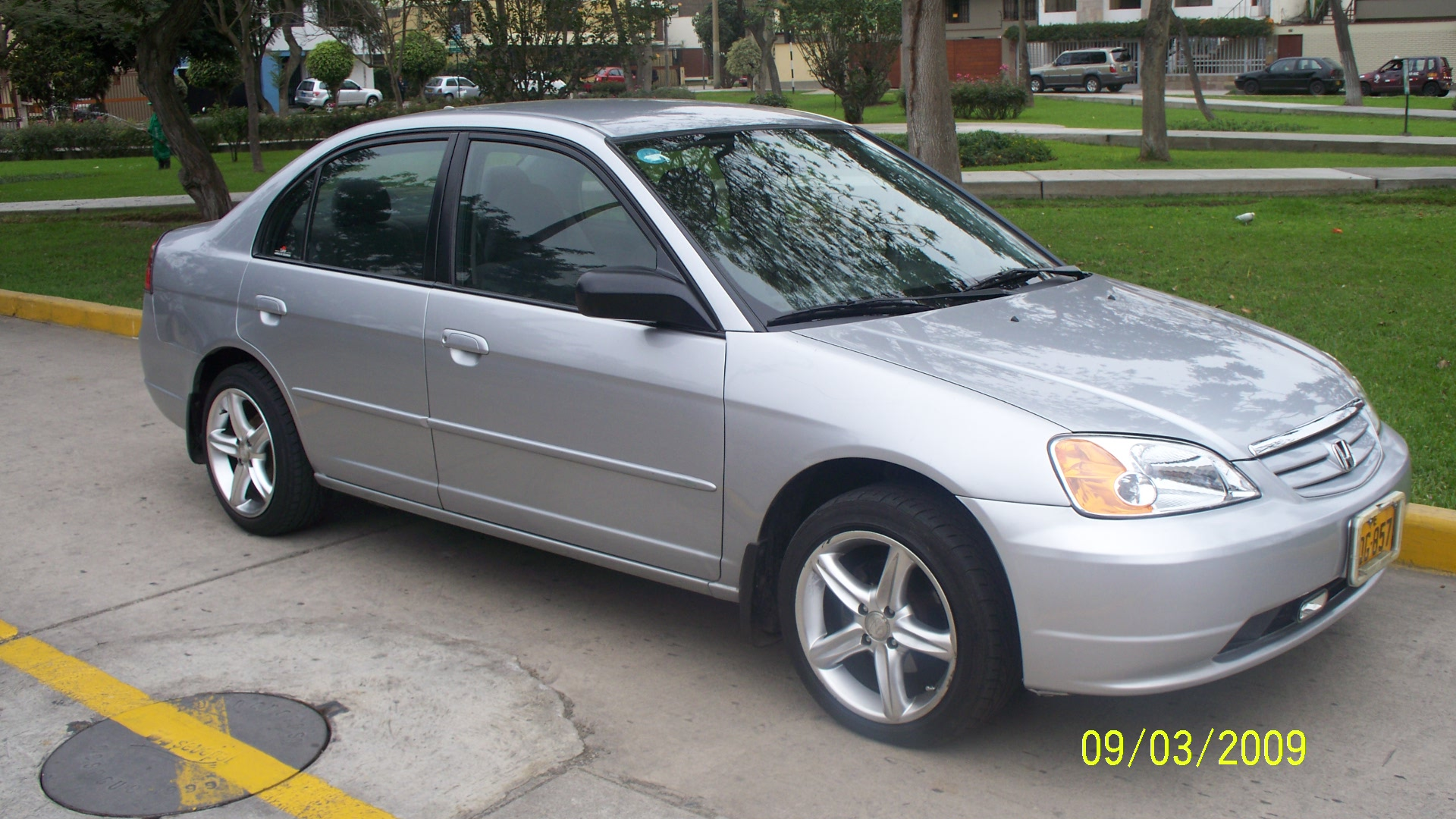 2003 Honda Civic Information And Photos Momentcar