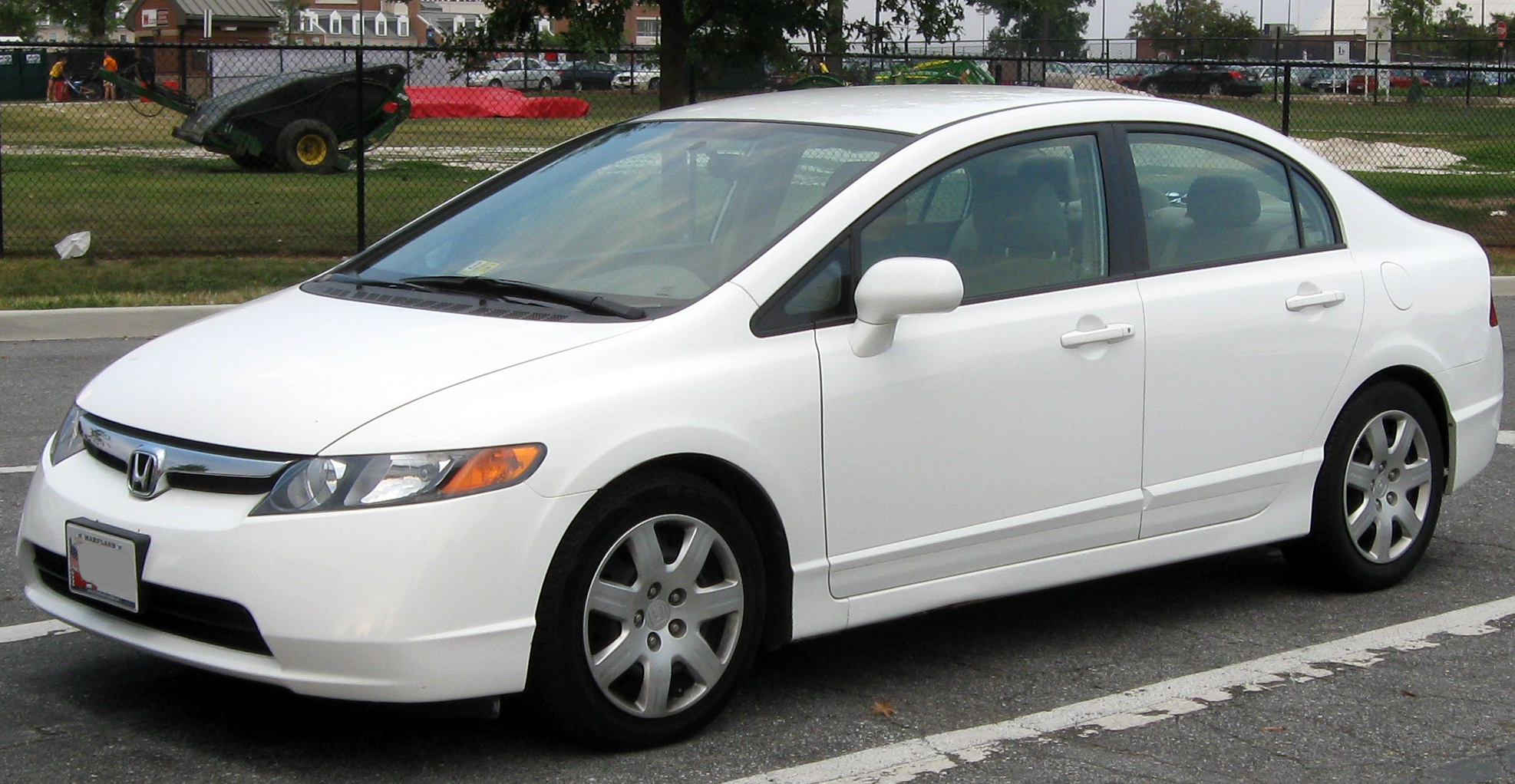 Honda Civic 2006 #3