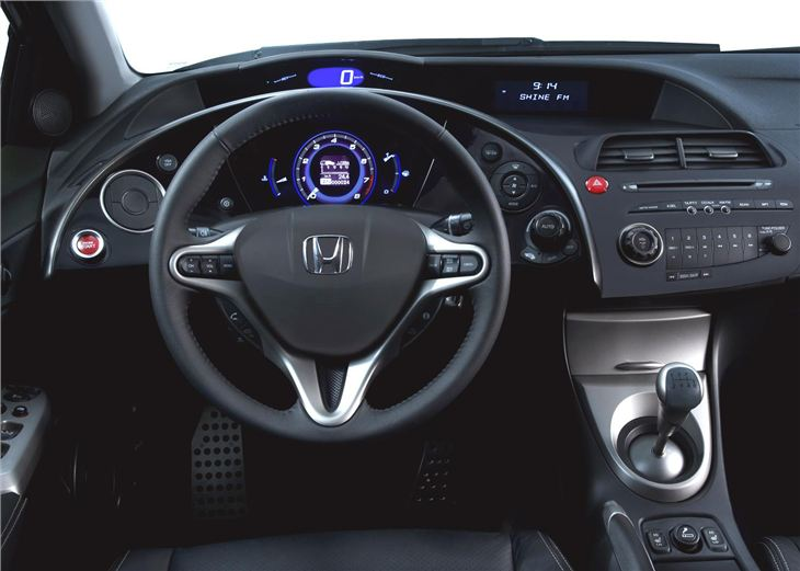 Honda Civic 2006 #4