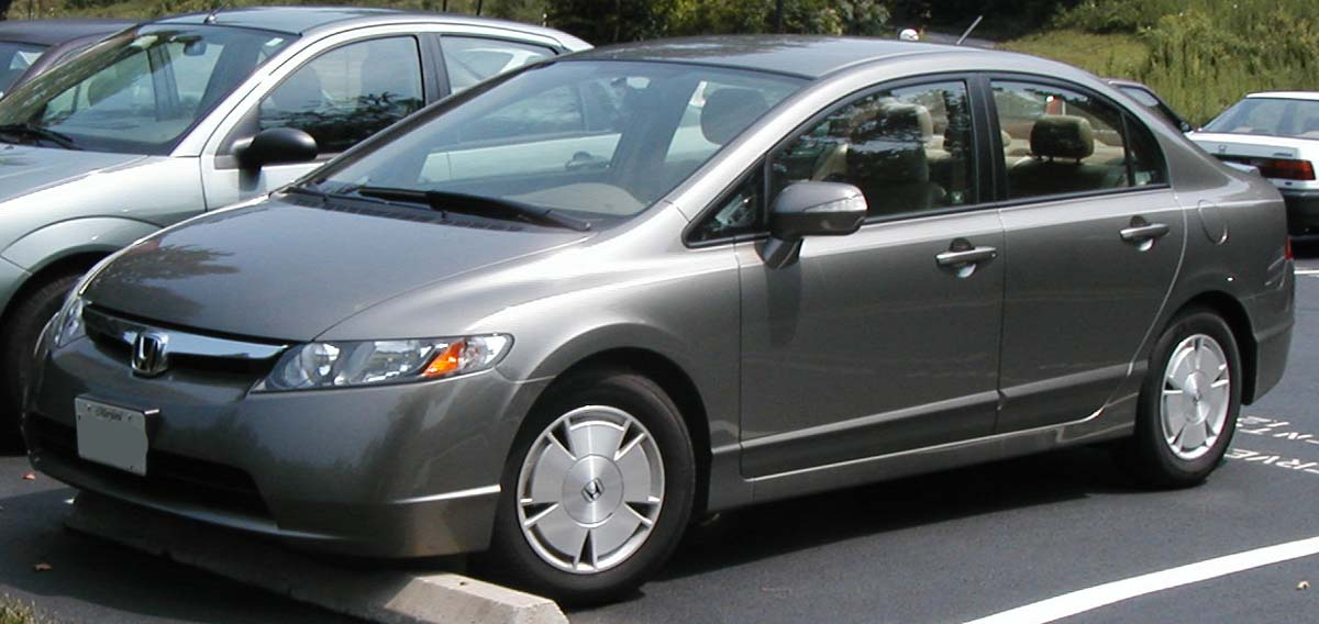 Honda Civic 2006 #6