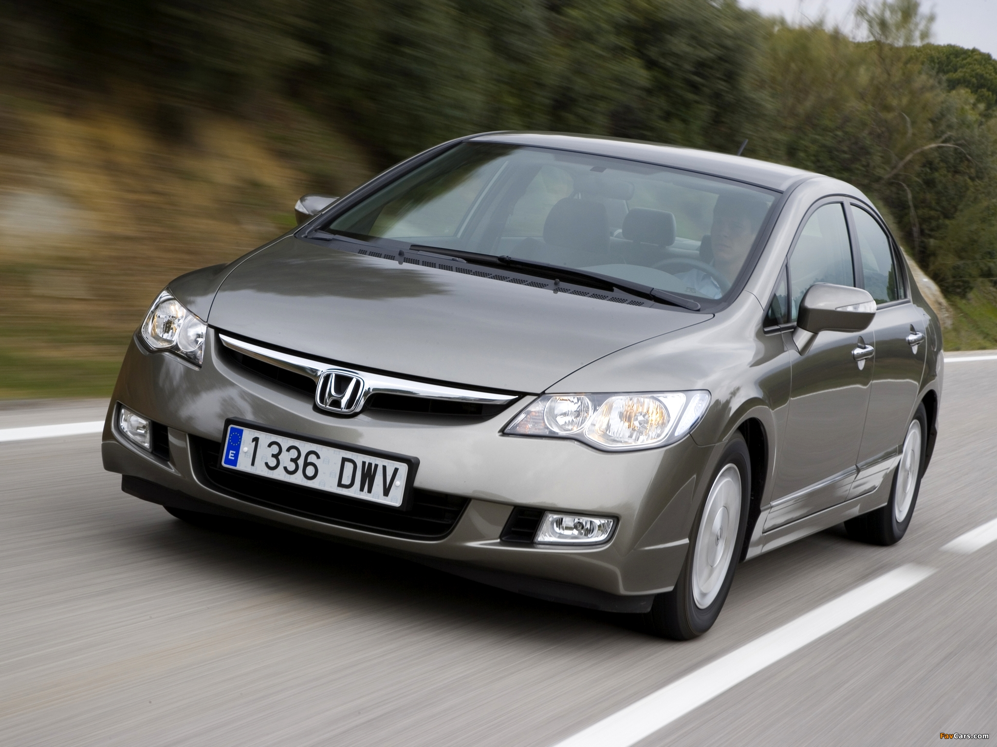 Honda Civic 2006 #8
