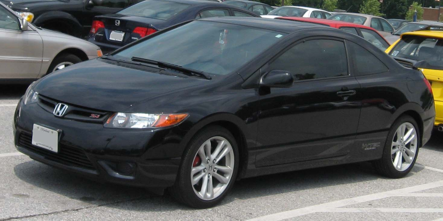 Honda Civic 2006 #10