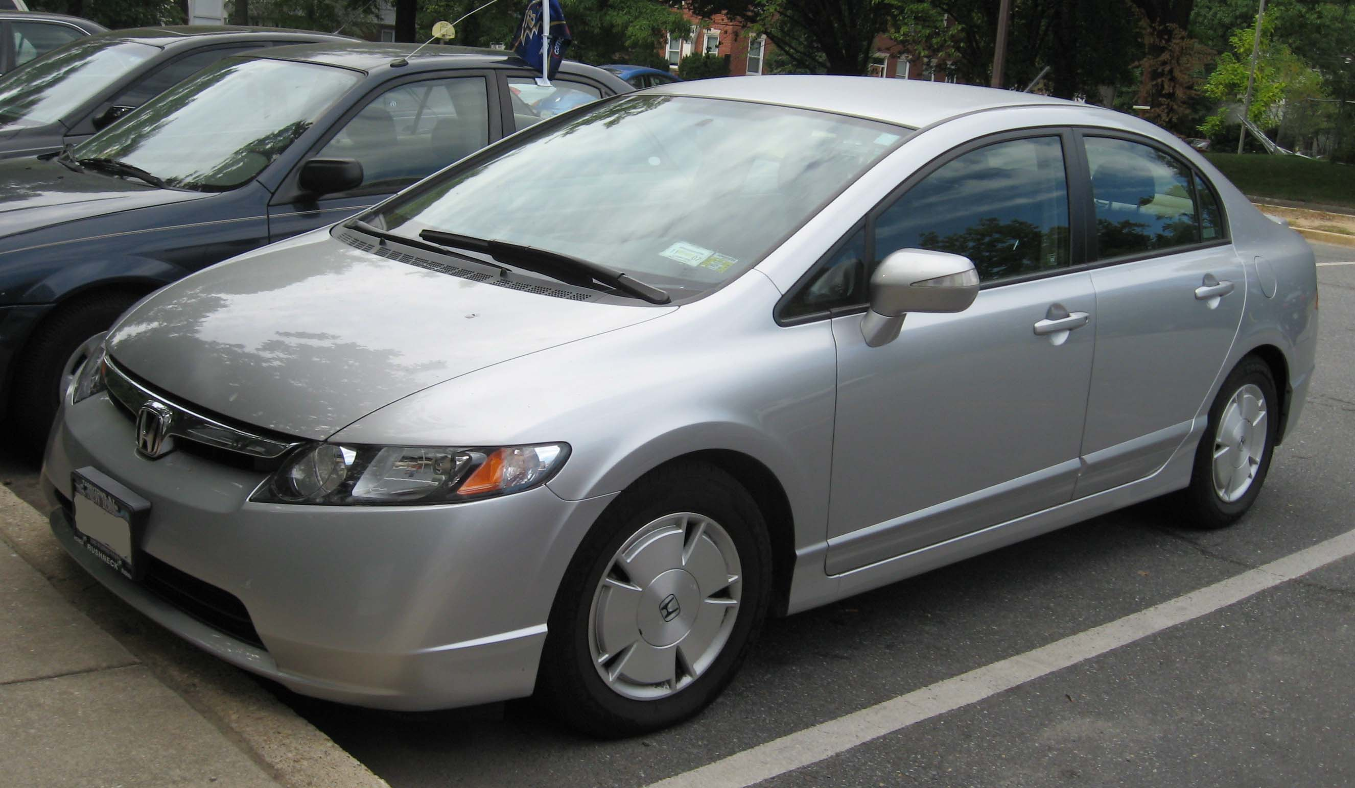 2007 Honda Civic Information And Photos Momentcar