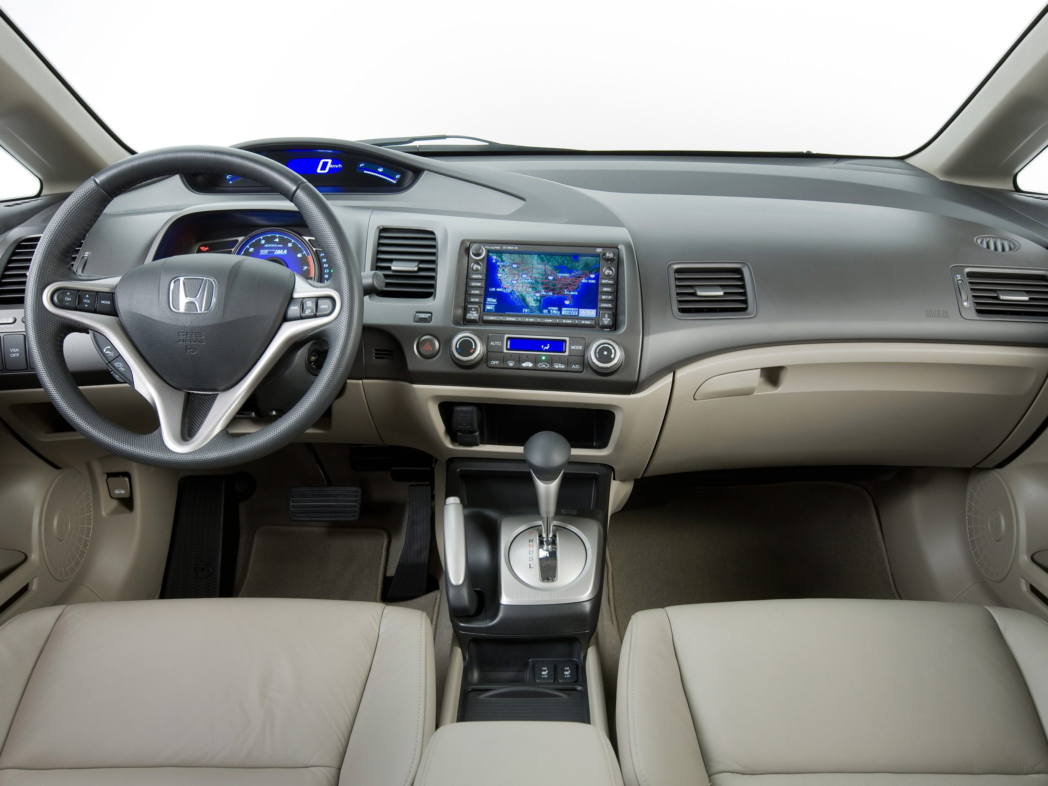 Honda Civic 2010 #7