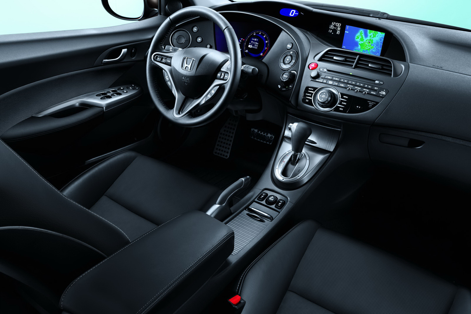Honda Civic 2011 #12