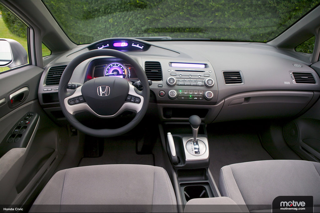 Honda Civic 2011 #10