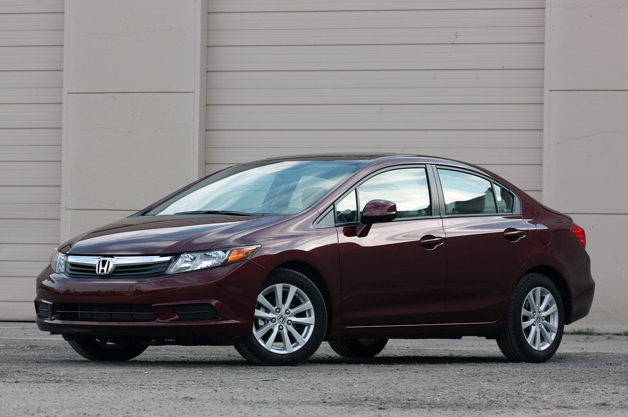 Honda Civic 2012 #13