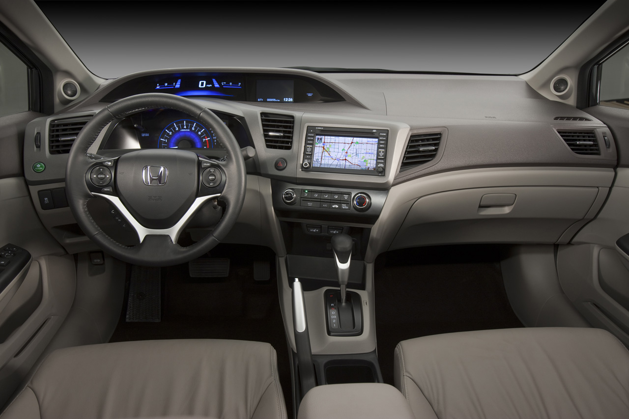 Honda Civic 2012 #3