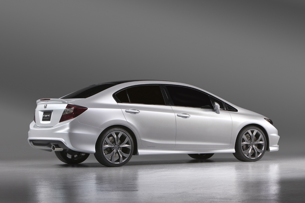 Honda Civic 2012 #5