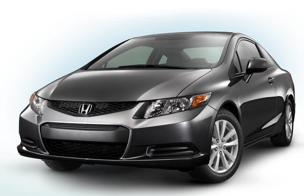 Honda Civic 2012 #7