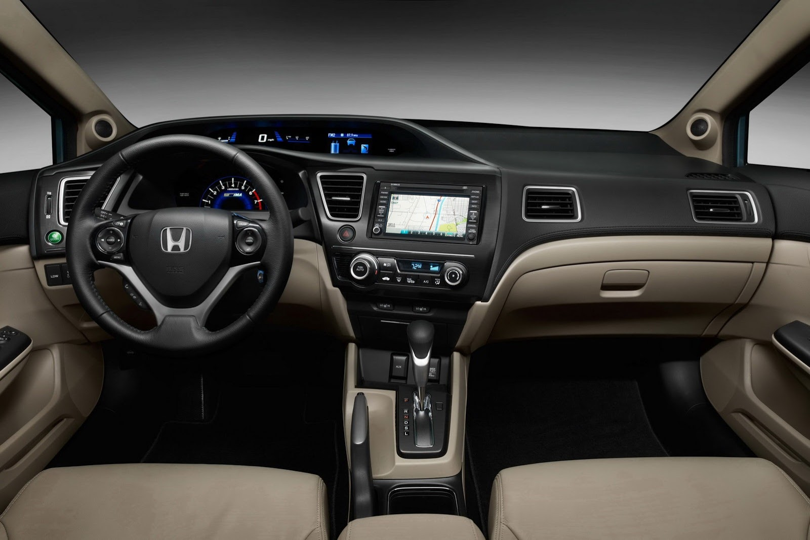 Honda Civic 2013 #7