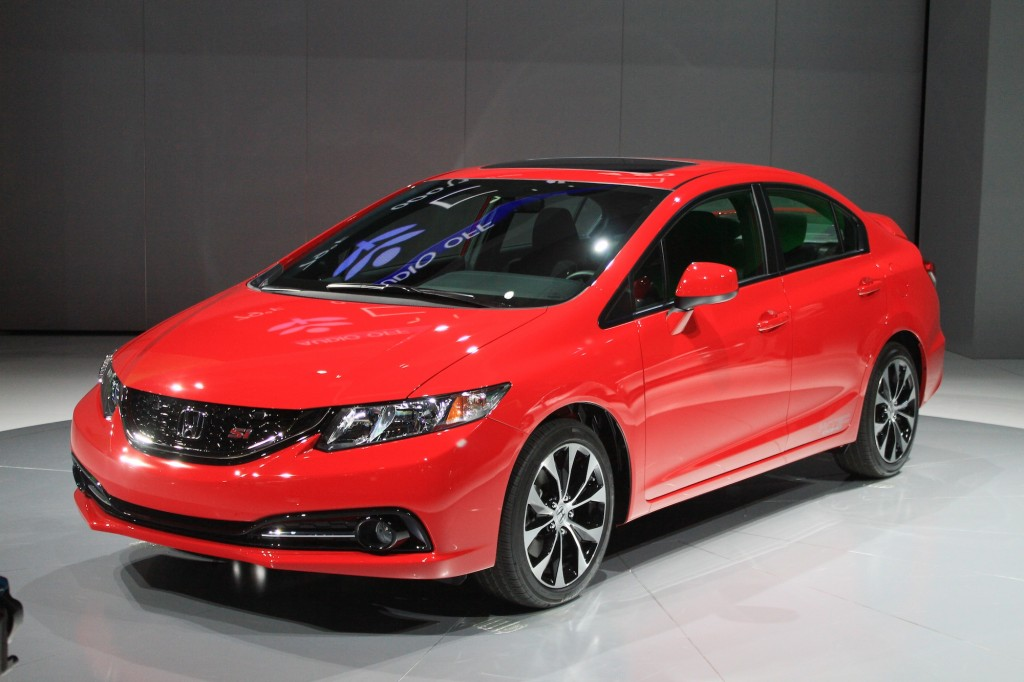 Honda Civic 2013 #8