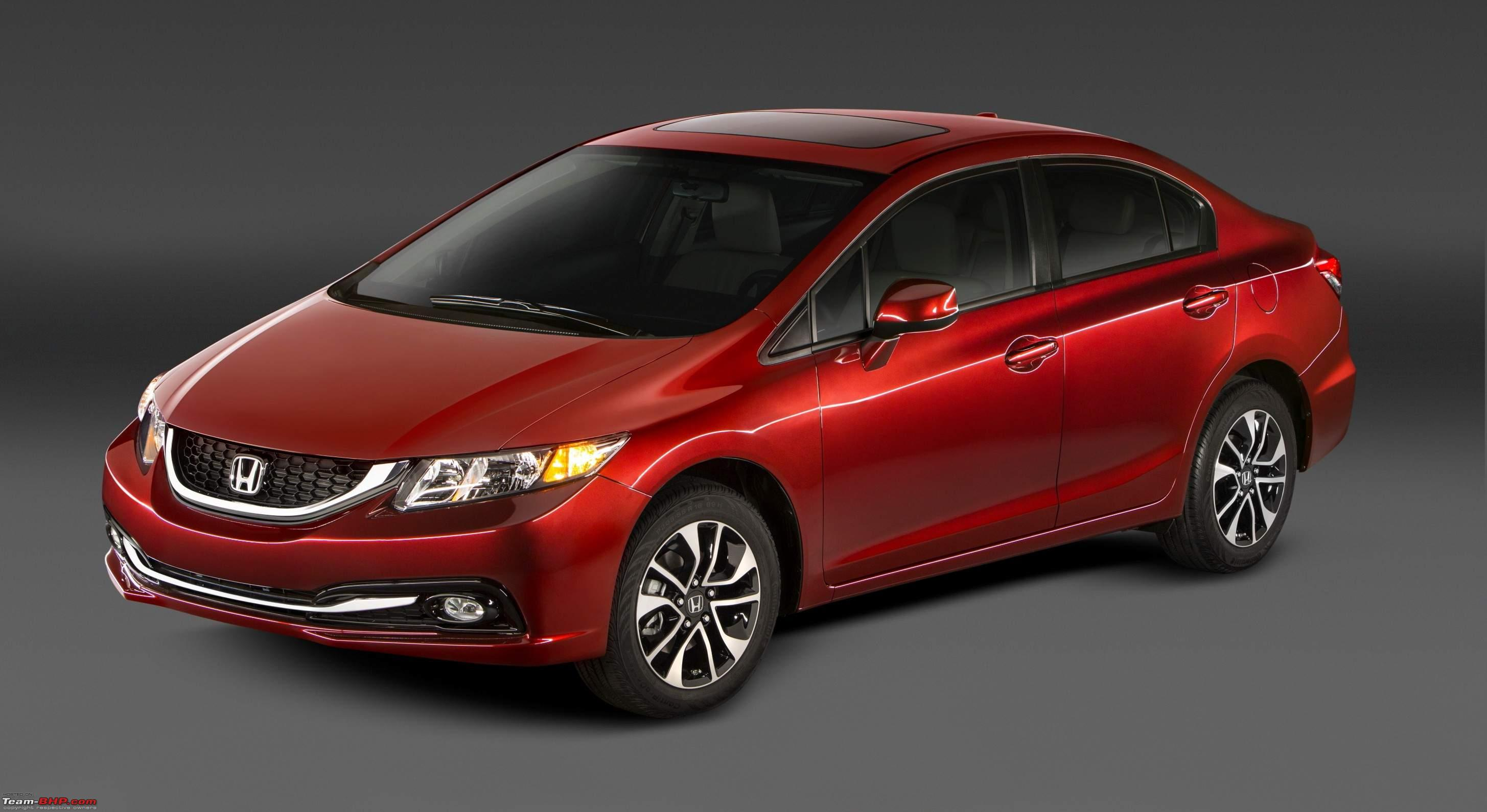 Honda Civic 2013 #10