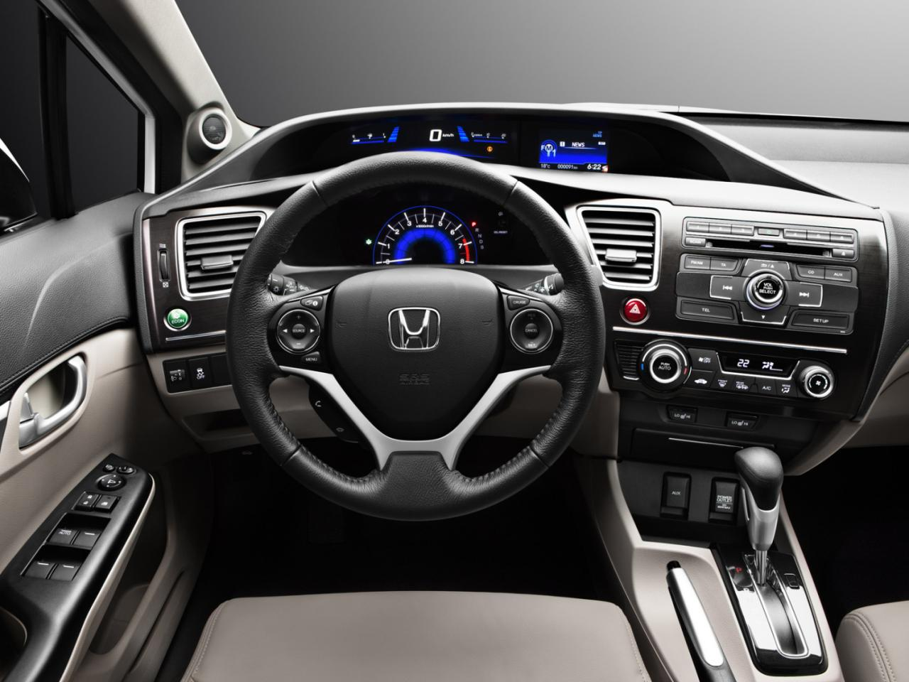 Honda Civic 2014 #9