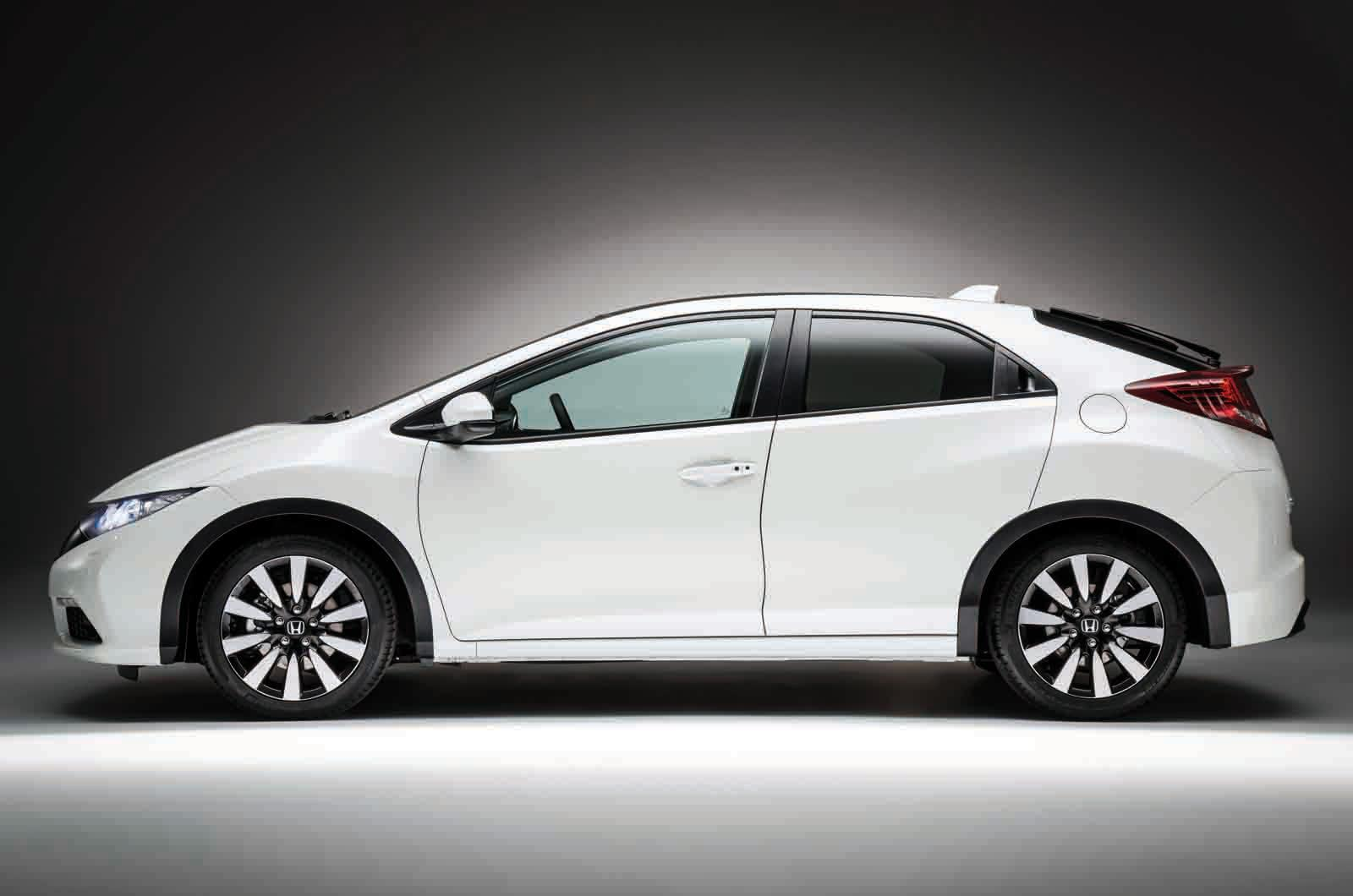 Honda Civic 2014 #3